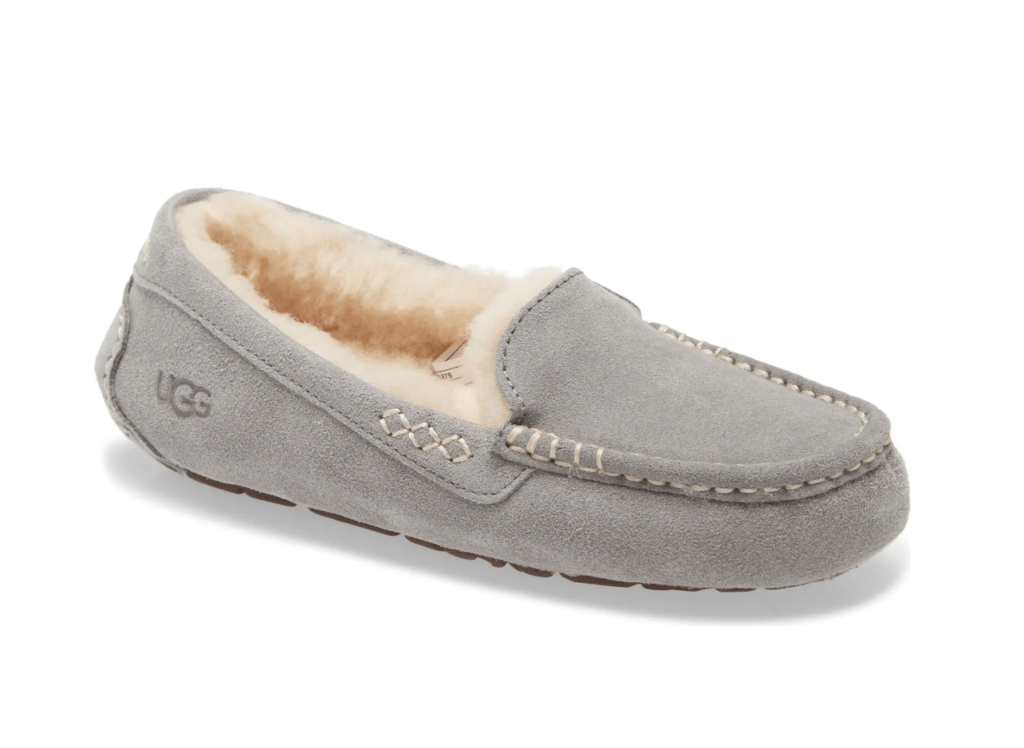 Ugg Ainsley slippers in gray