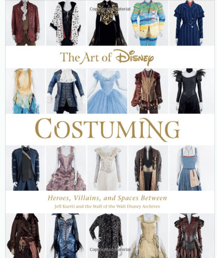The Art of Disney Costumes