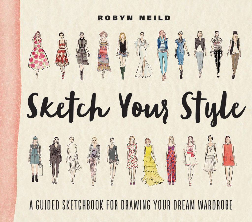 Stretch Your Style Sketch Book
