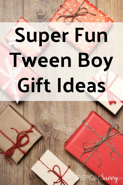Super Tween Boy Gift Ideas