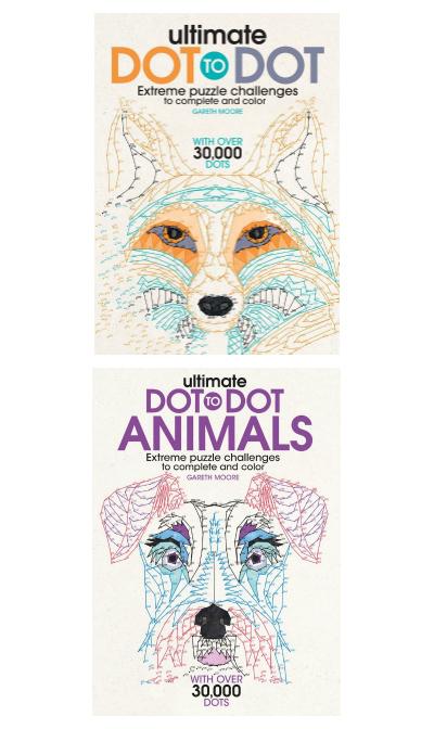 ultimate dot to dot books