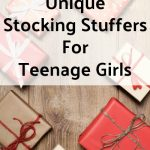 Unique Stocking Stuffers for Teenage Girls