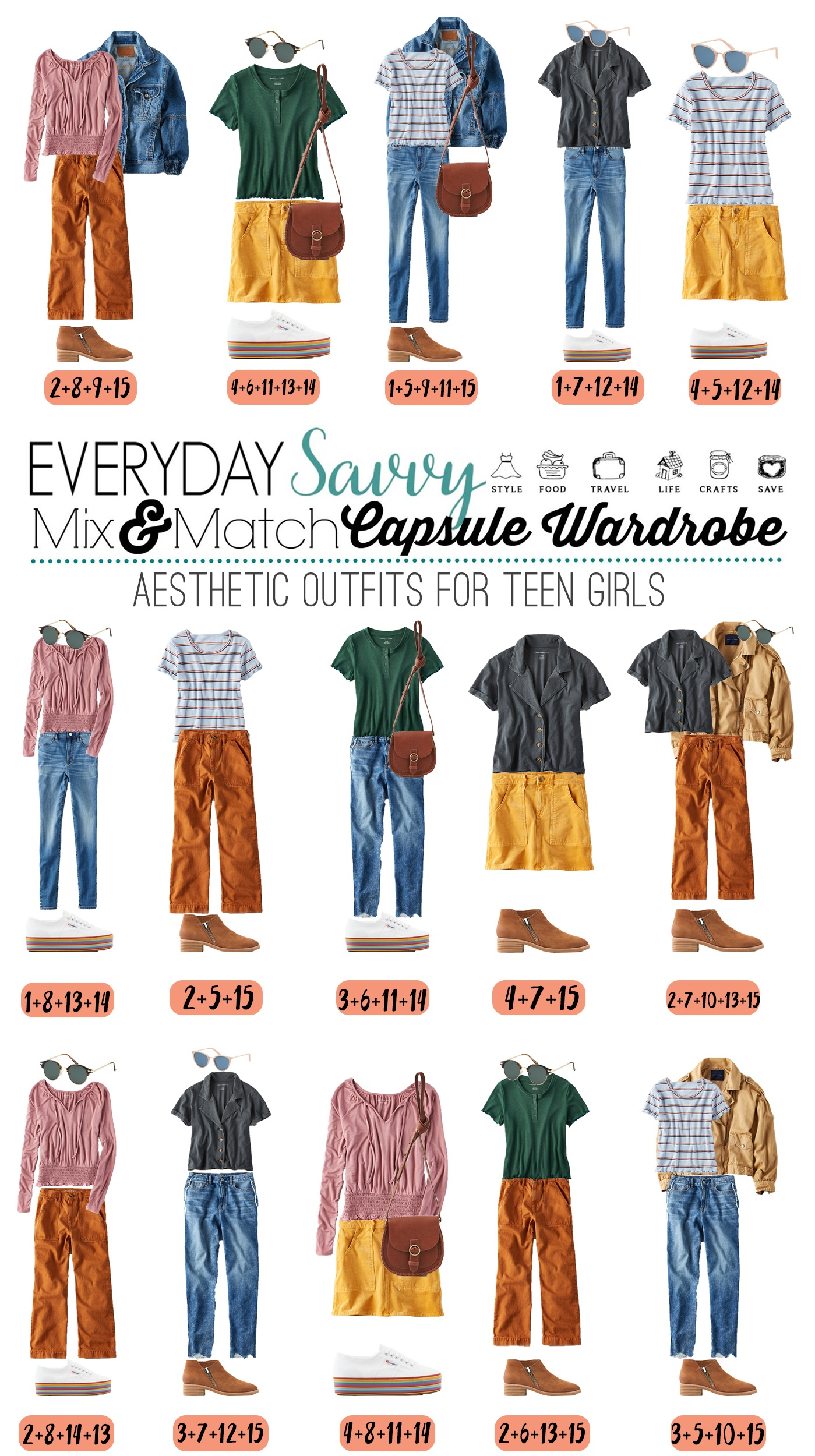 Aesthetic Outfits For Teen Girls Cute Aesthetic Clothes An aesthetic object or a work algorithmic aesthetics are developed based on the aesthetic measure theory, surveys of human. aesthetic outfits for teen girls cute