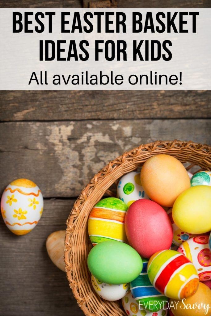 Best Easter basket ideas for kids all available online