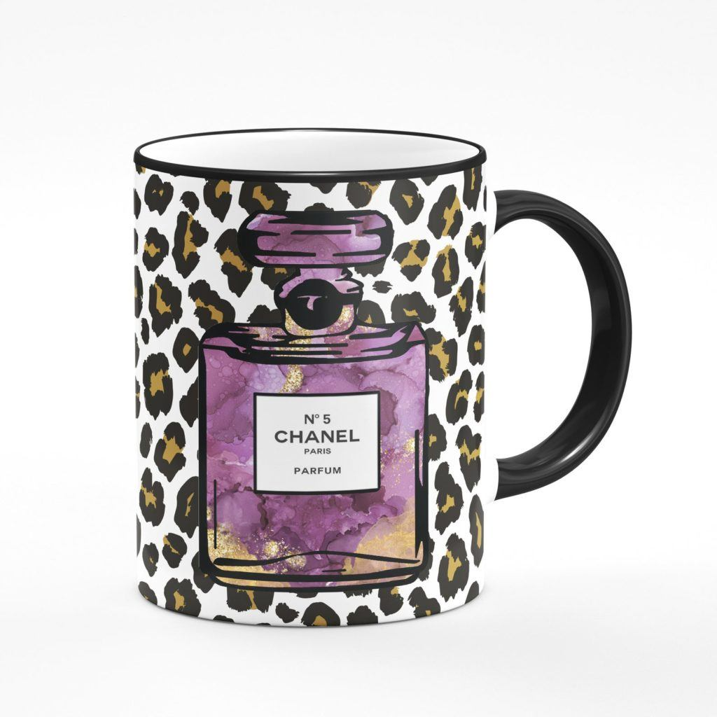CHANEL No. 5 Coffee Mug