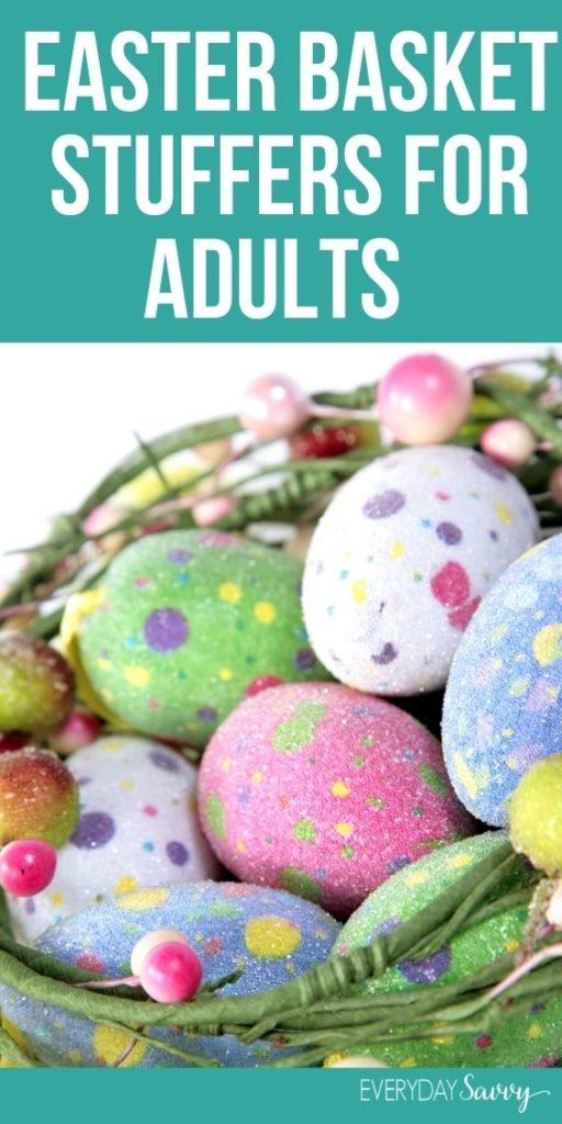 Easter Basket Stuffers for Adults
