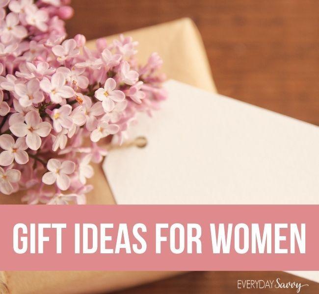 Gift Ideas for Women