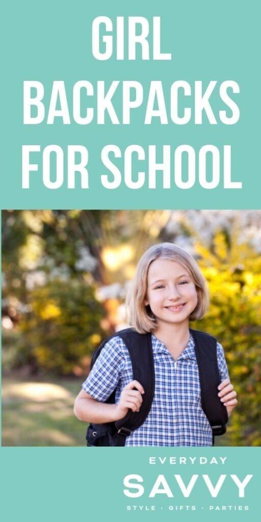 Girl Backpacks for School