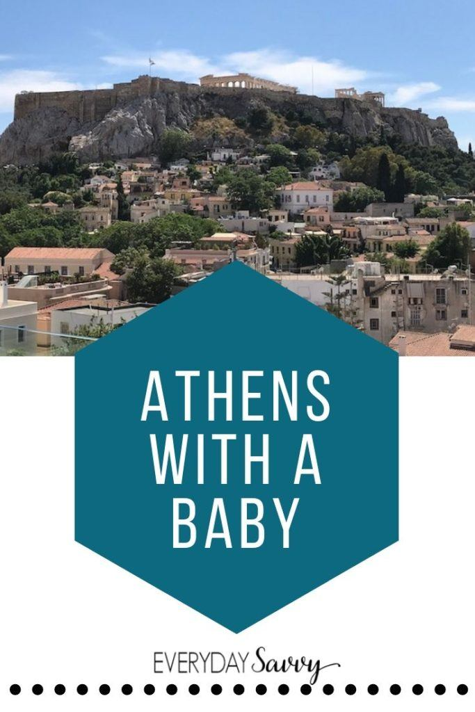 travel tips for greece with baby