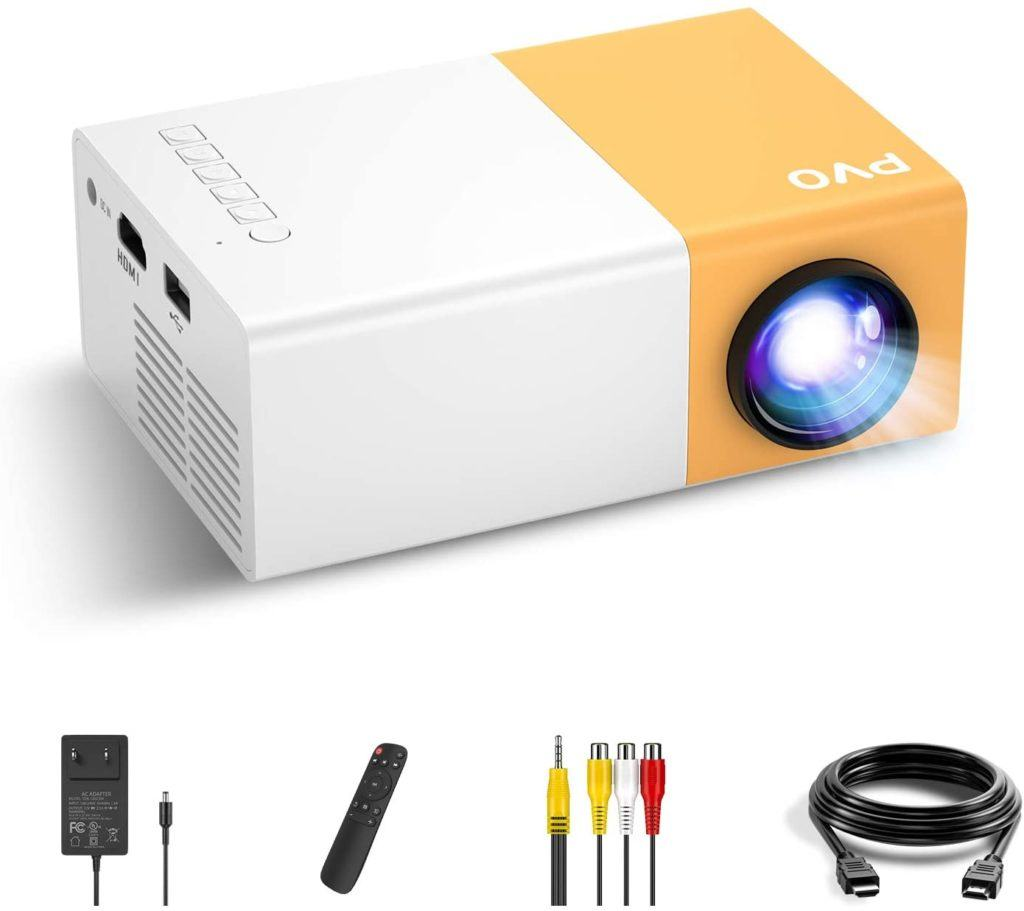 Mini Portable Projector