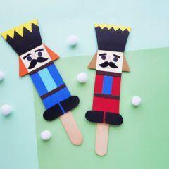 nutcracker puppet