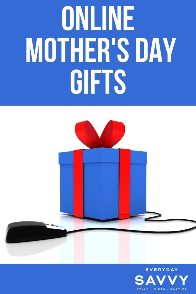 Online Mothers Day Gifts - gift with computer mouse