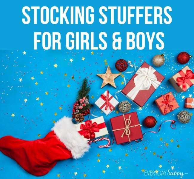 Stocking Stuffers for Girls and Boys
