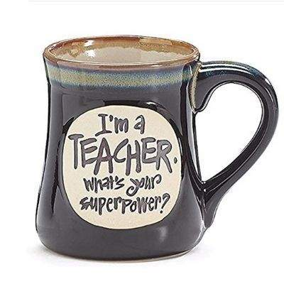 Gift idea work PINK This is what an AWESOME Tutor Looks like SILVER Mug