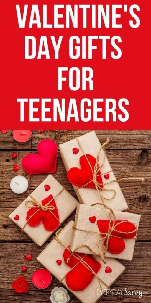 Valentine Gifts for Teenagers